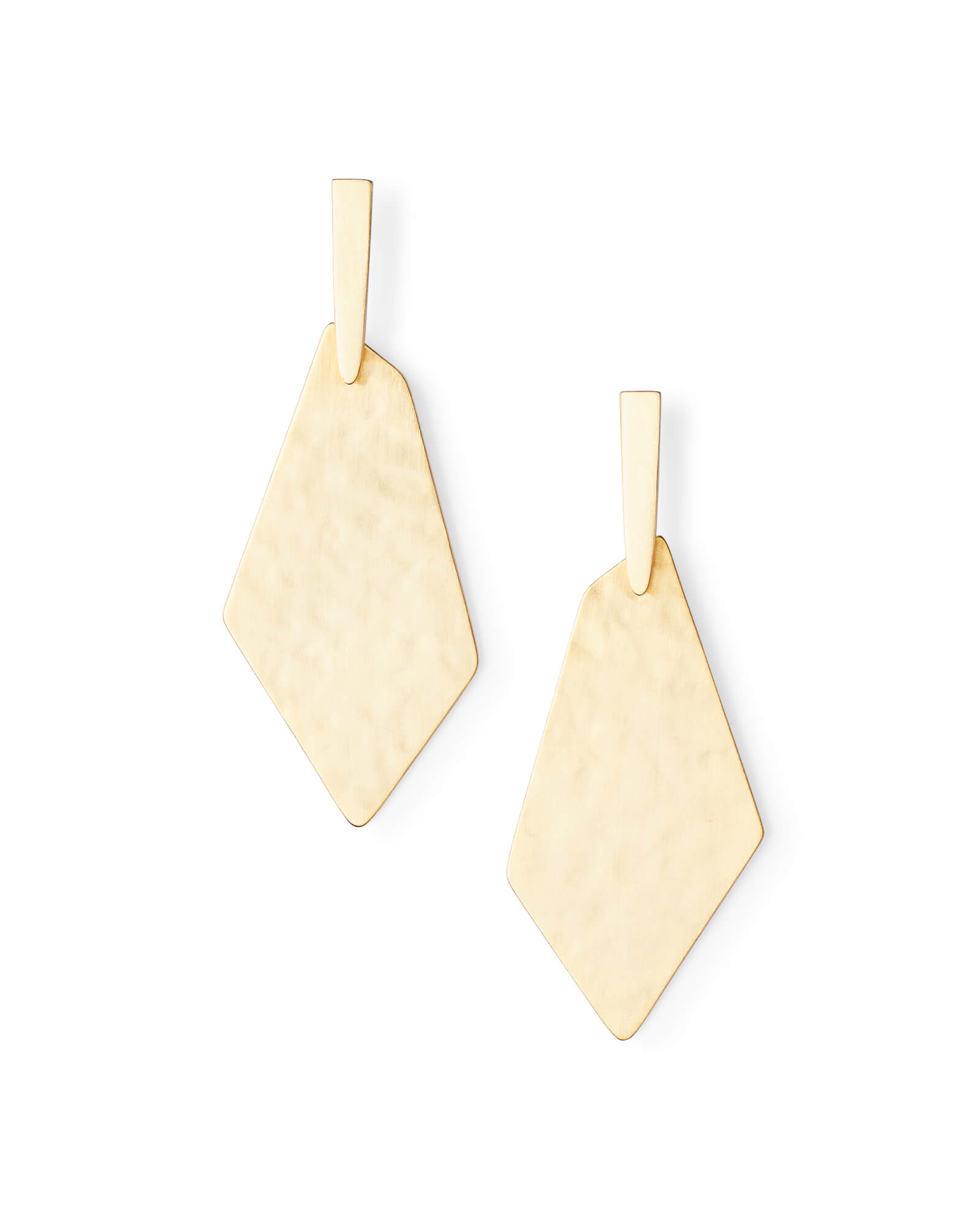 Gia Drop Earrings in Gold