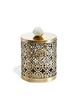 Filigree Canister