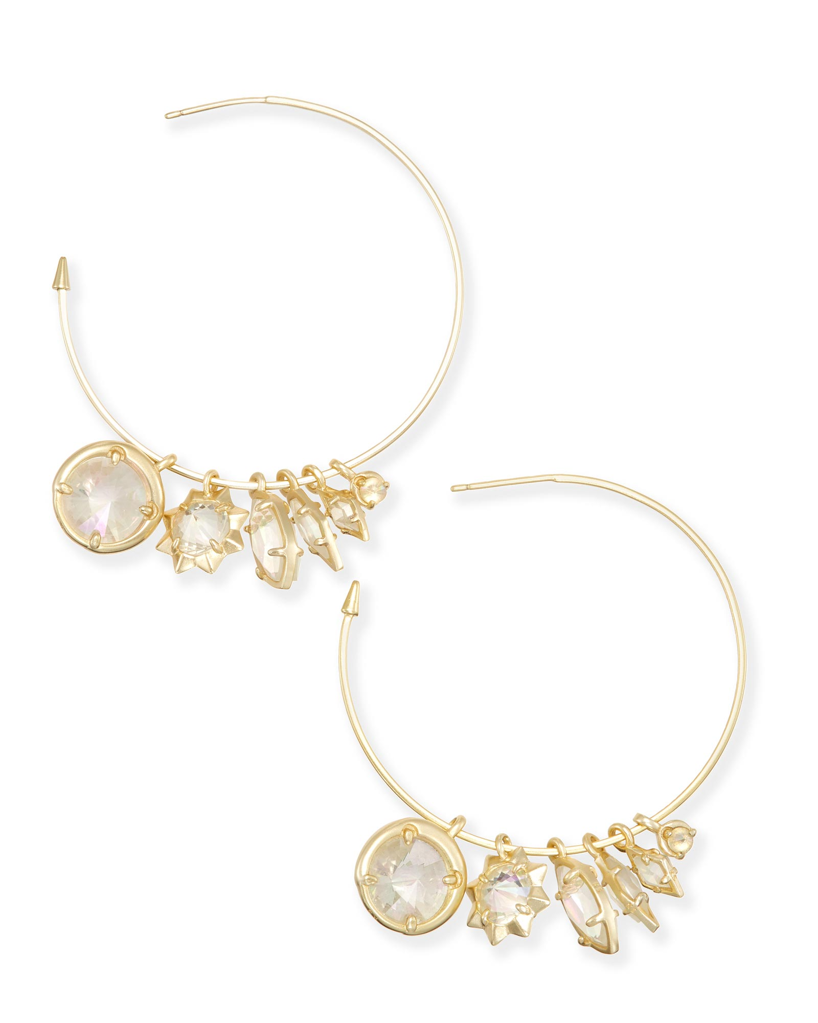 Alyssa Hoop Earrings