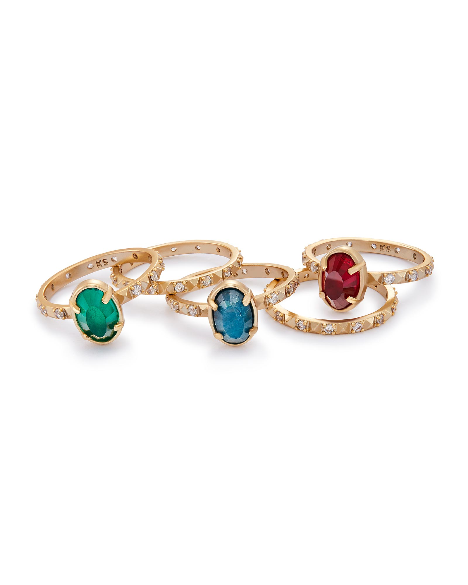 Darci Stackable Ring Set