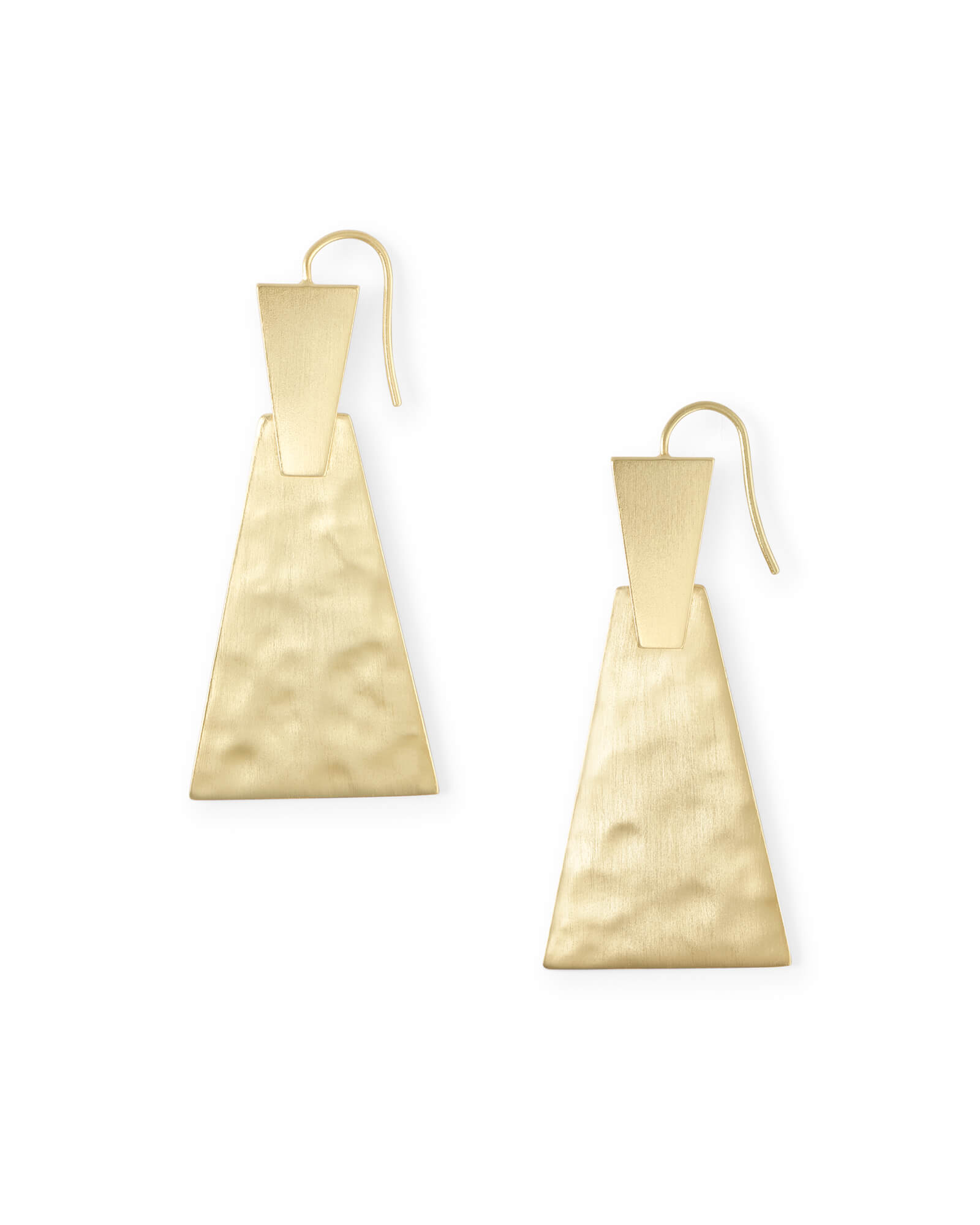 Keerti Drop Earrings in Gold