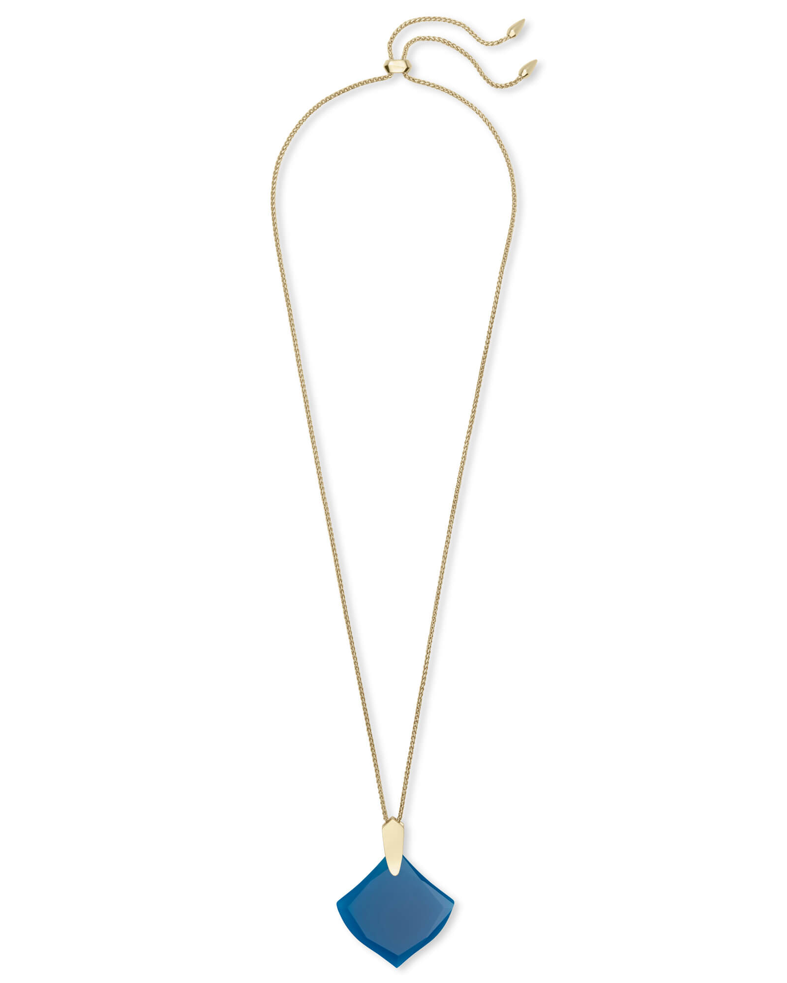 Aislinn Long Pendant Necklace