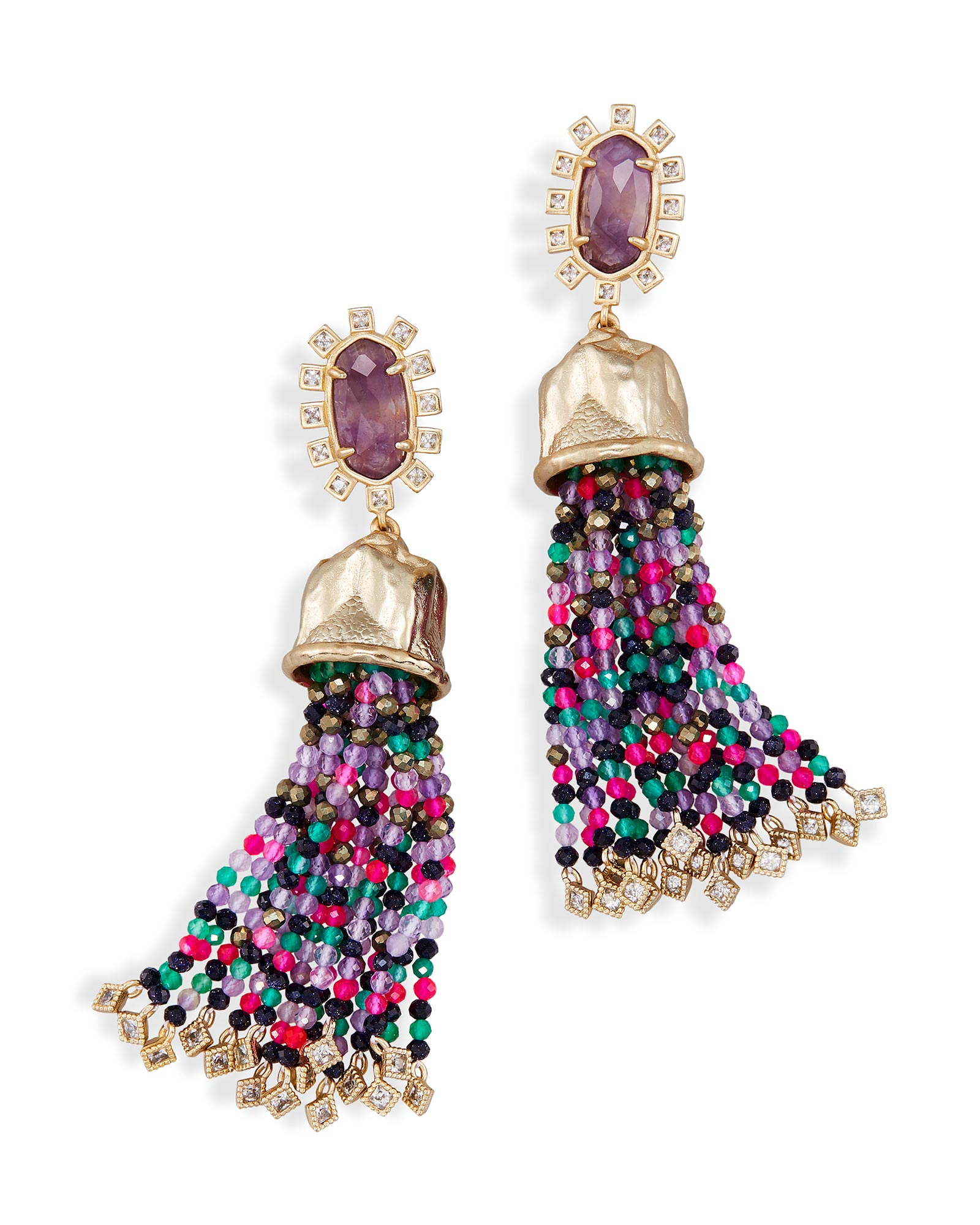 Decker Statement Earrings