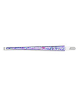 Brooklyn Gold Bobby Pin in Iridescent Lilac Illusion