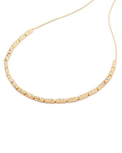 Irit Choker Necklace in Gold