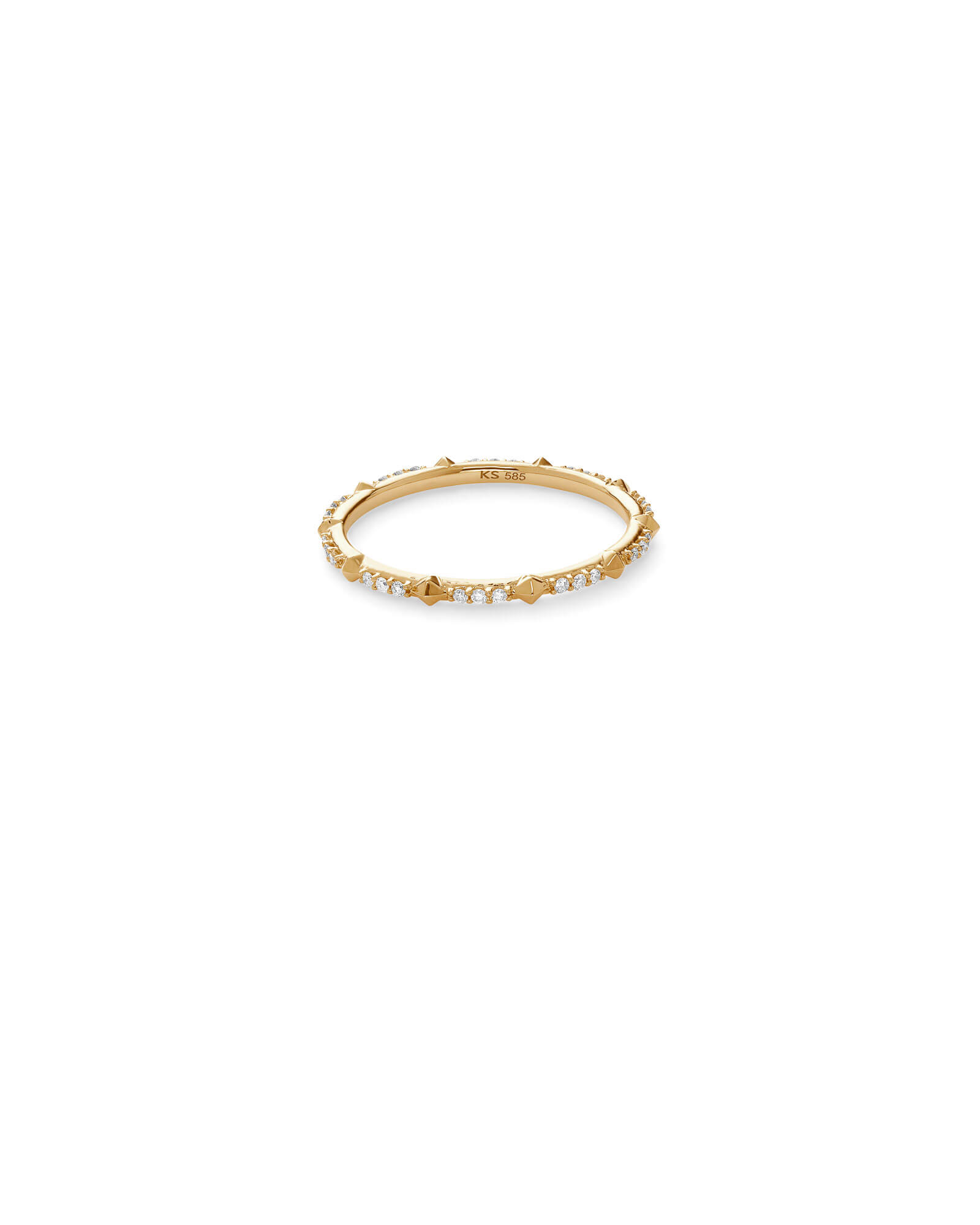 Astrid 14k Yellow Gold Ring