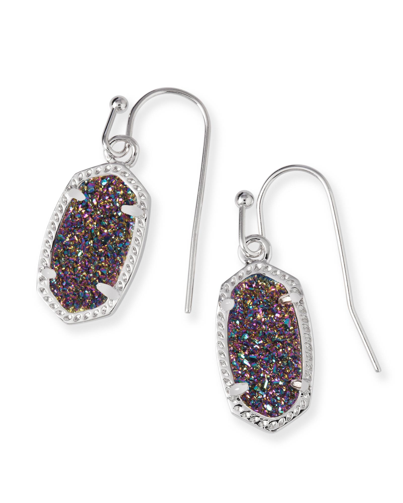 crystal earrings jewelry butterfly multi mc ff firefly petite mosaic color