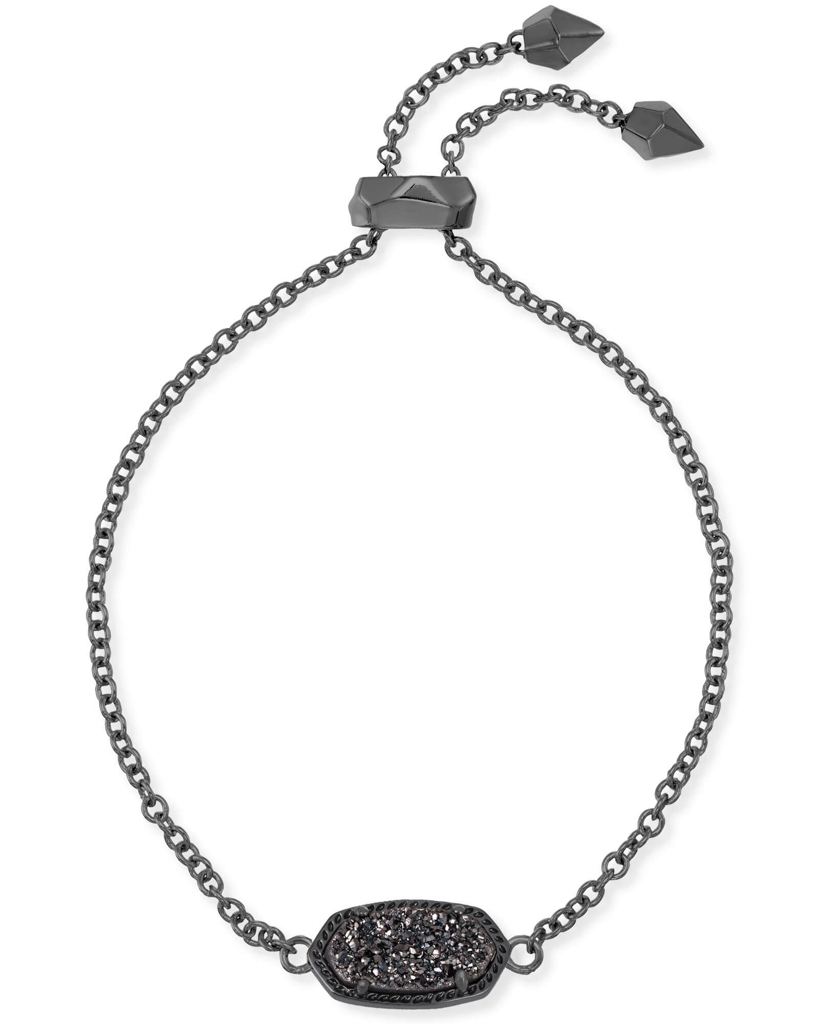 FizzyButton Gifts Granddaughter necklace with silver plated chain in gift box