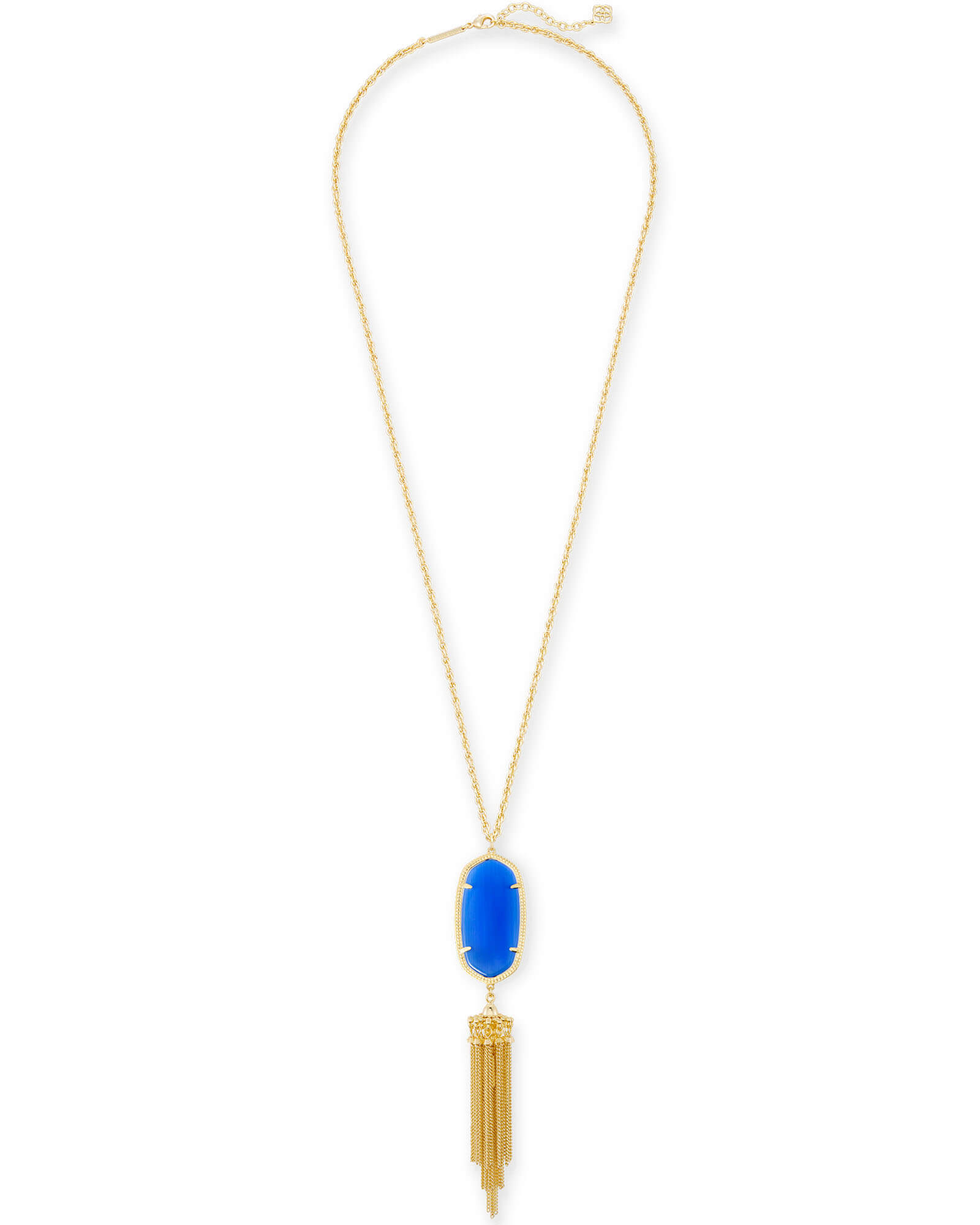 Rayne Necklace in Cobalt