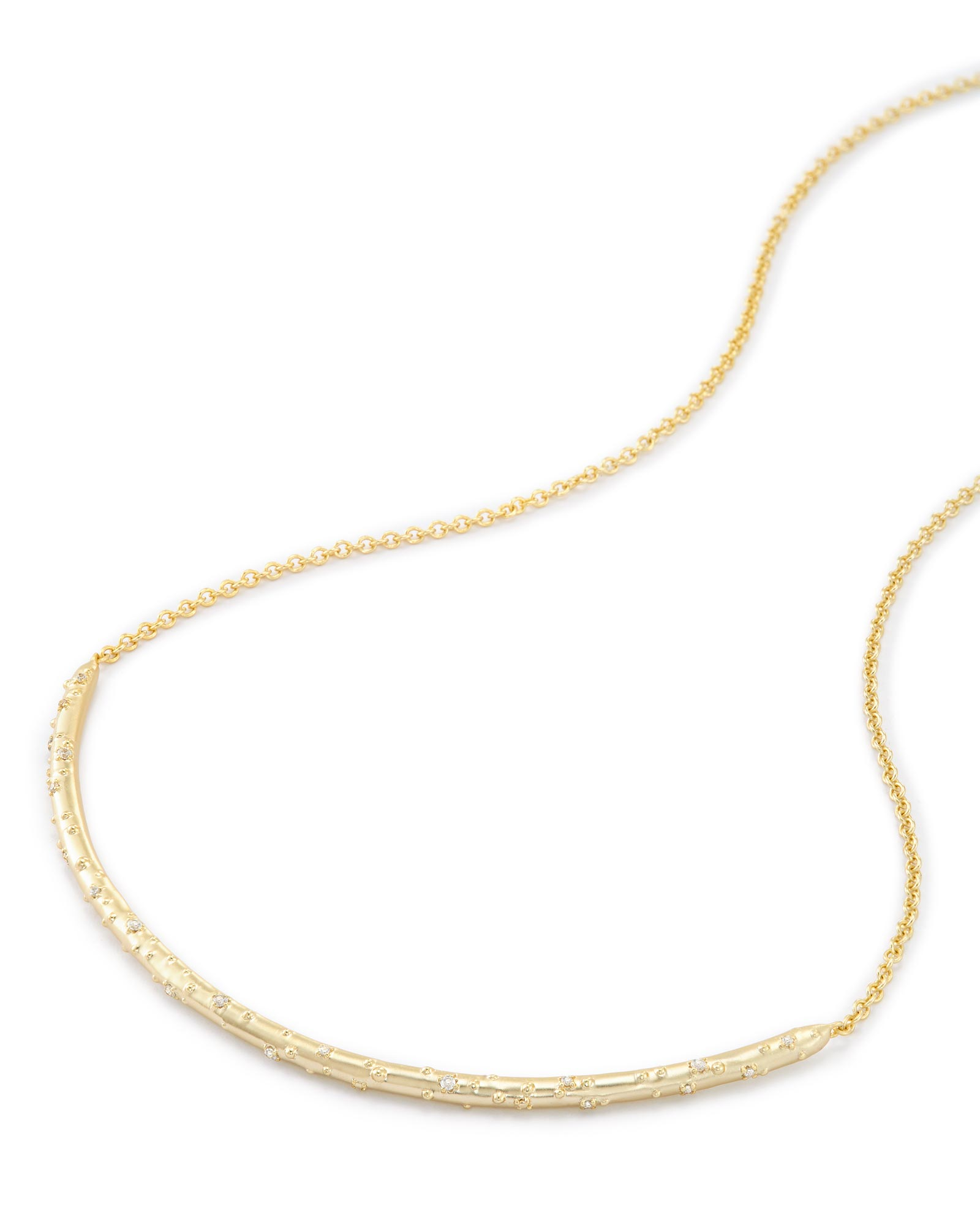 Amber Choker Necklace In Gold Kendra Scott Jewelry