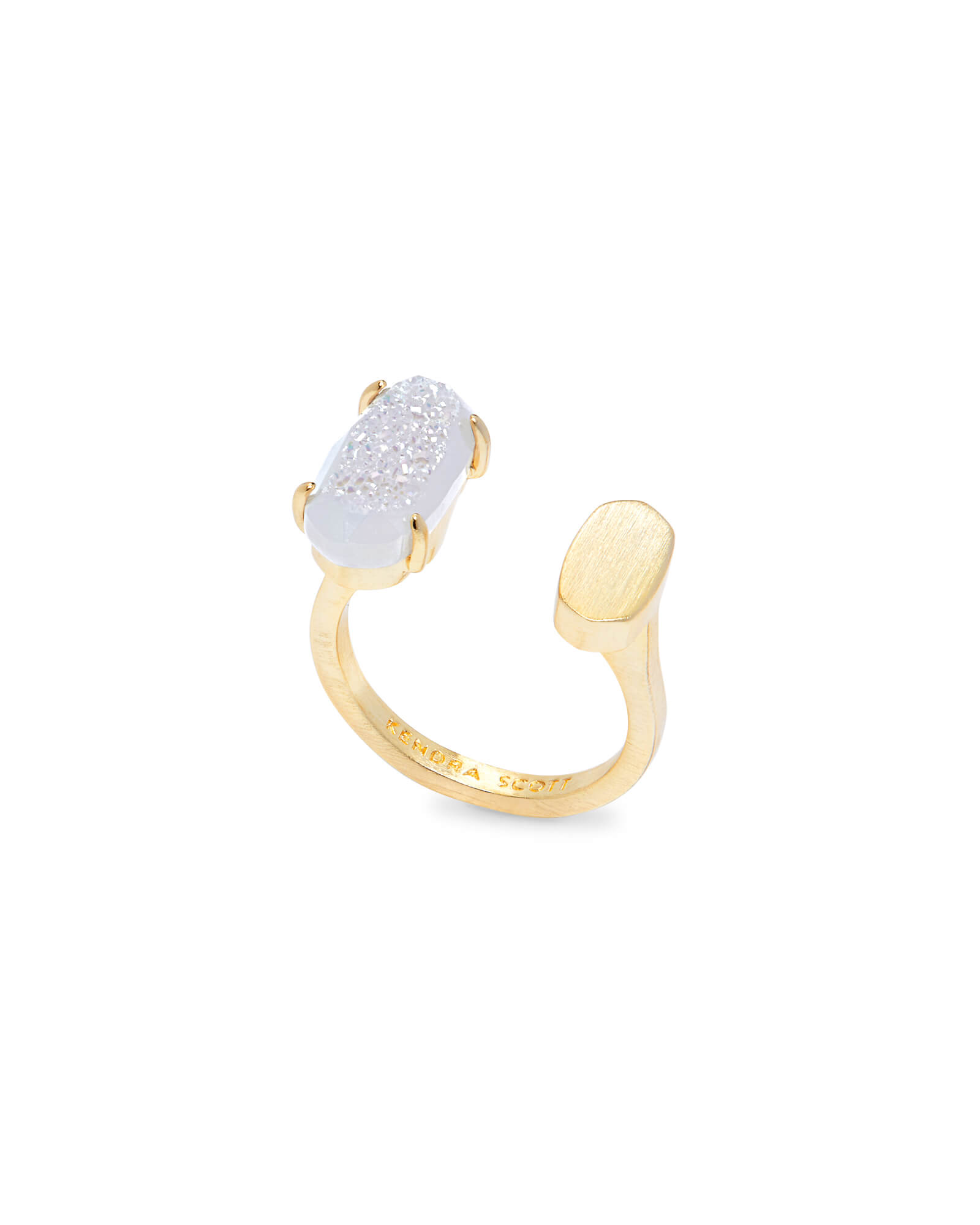 Pryde Gold Open Ring