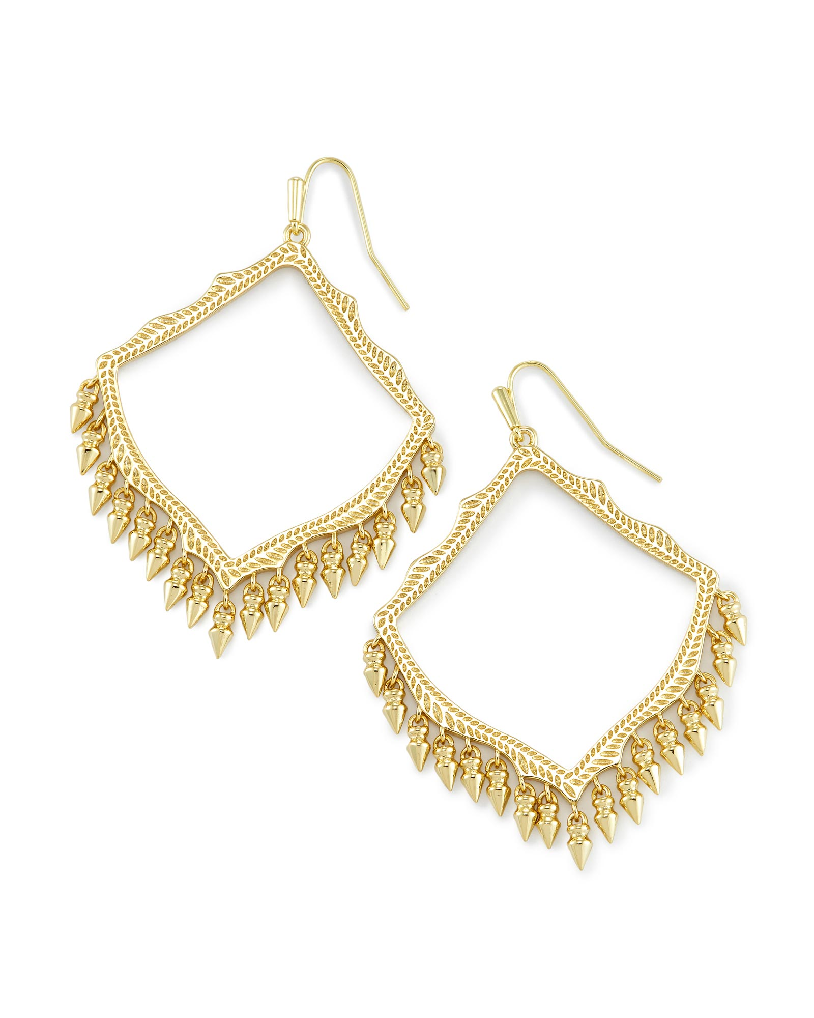 Lacy Drop Earrings