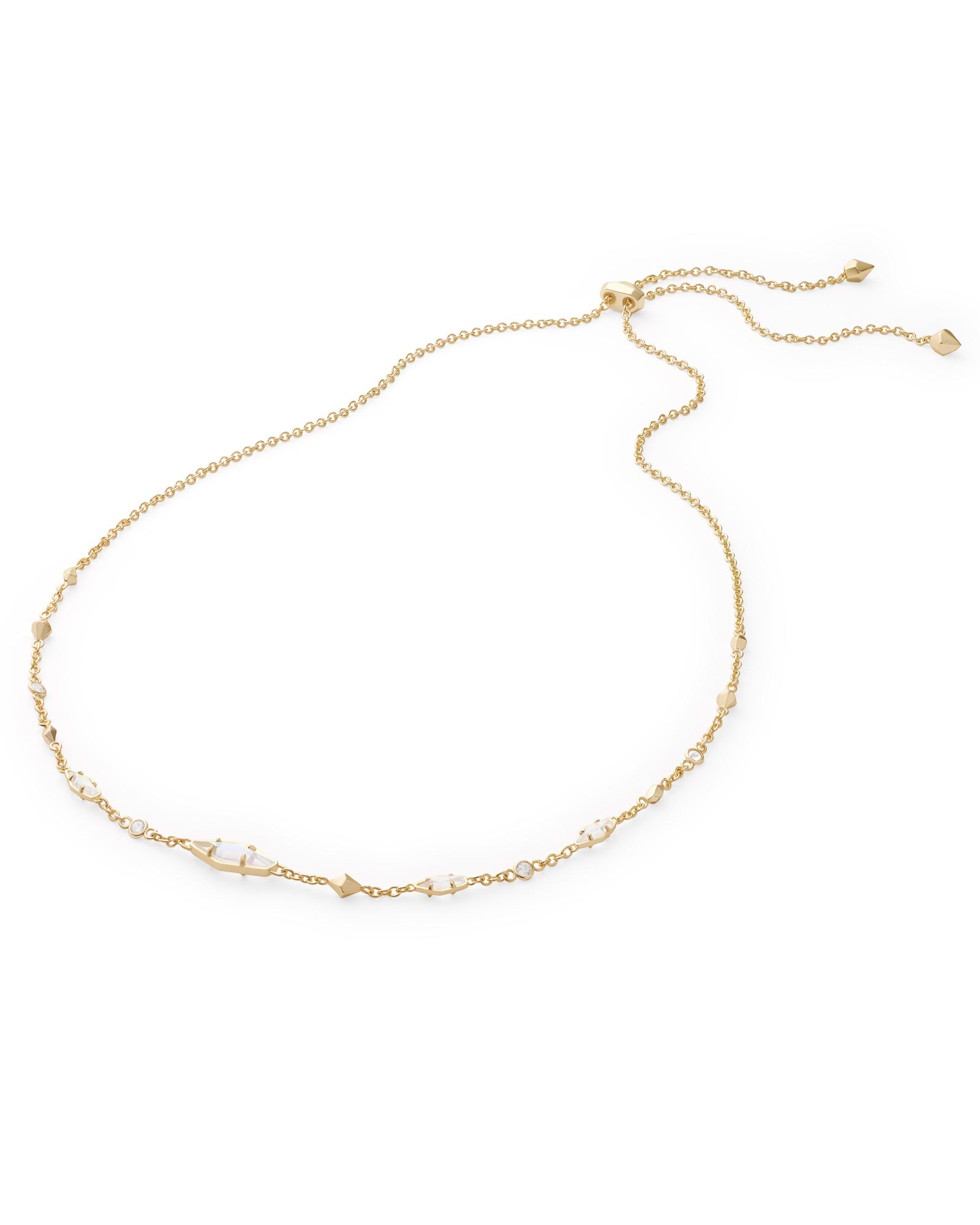 Debra Choker Necklace in Gold