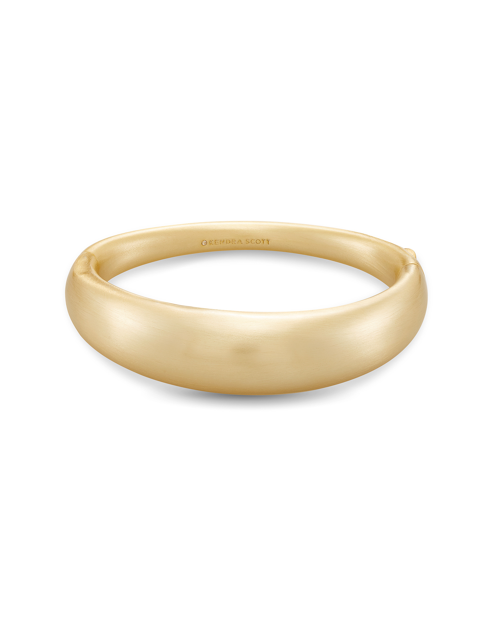Kaia Bangle Bracelet in Gold