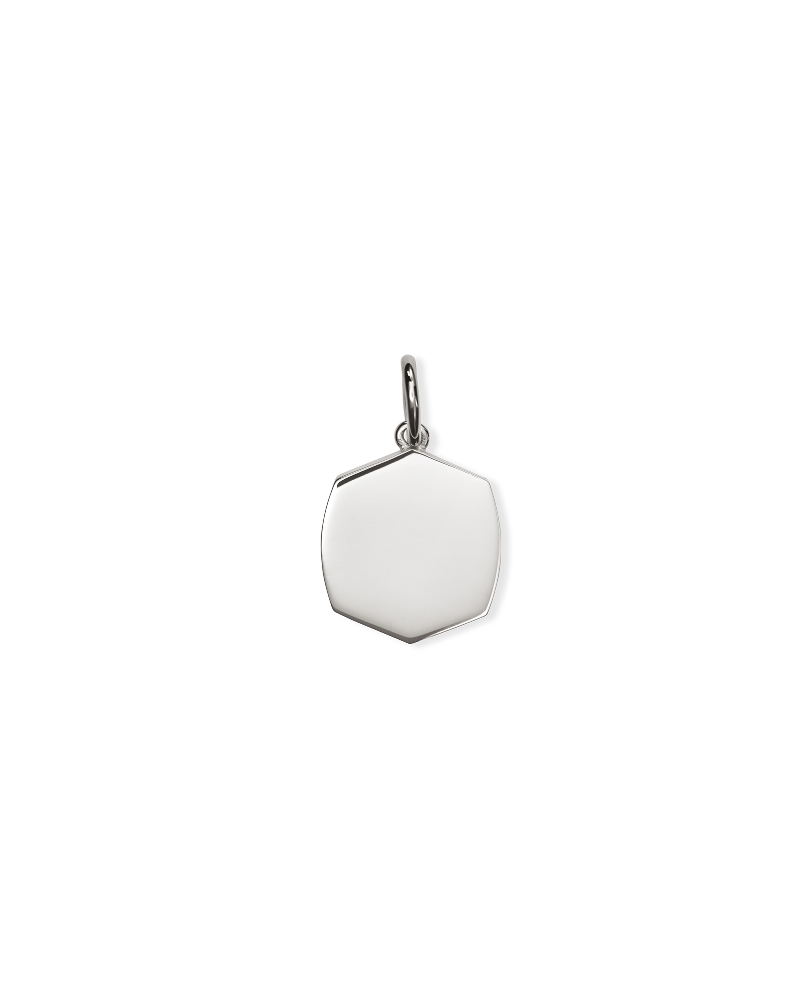 Davis Small Charm in Sterling SIlver