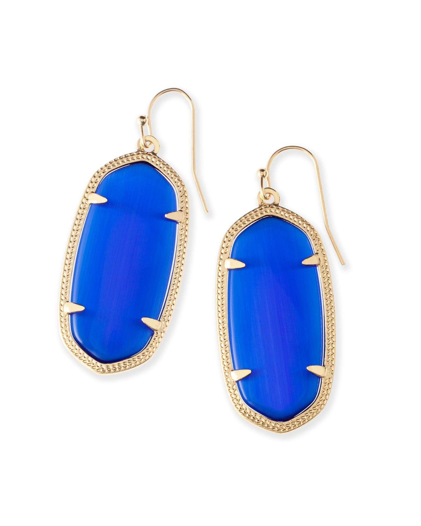 earrings cobalt cool co product lovita