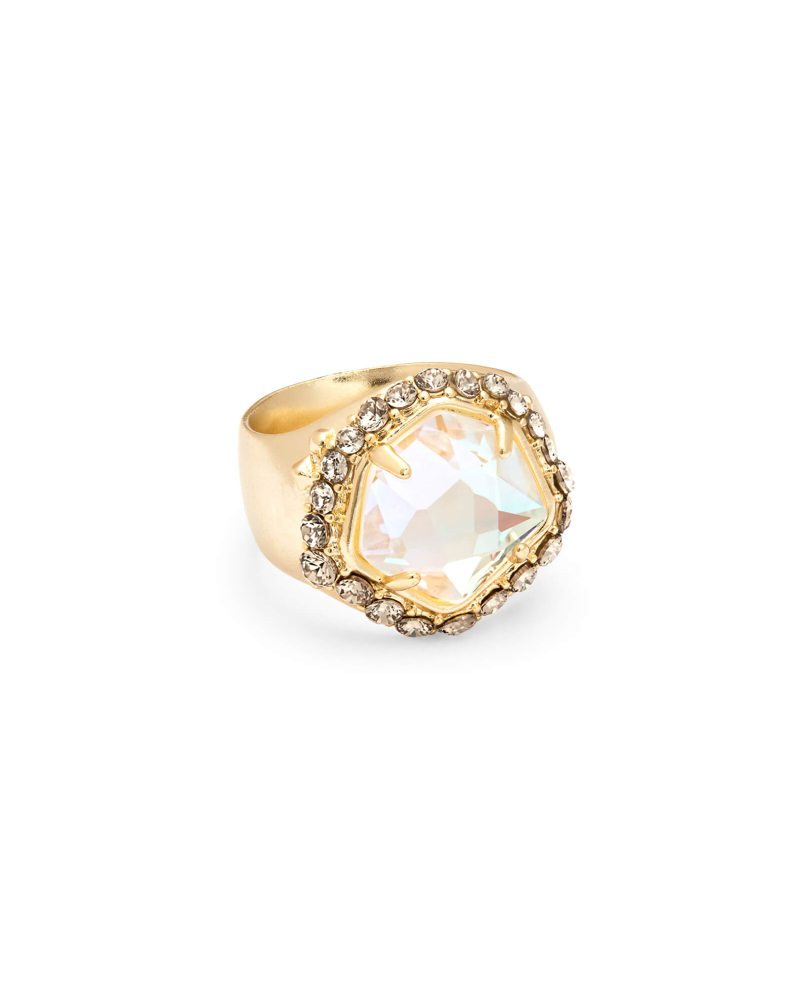 Schuyler Gold Cocktail Ring