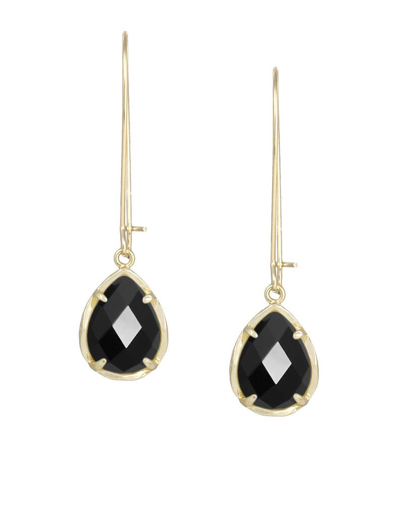 Dee Earrings In Black