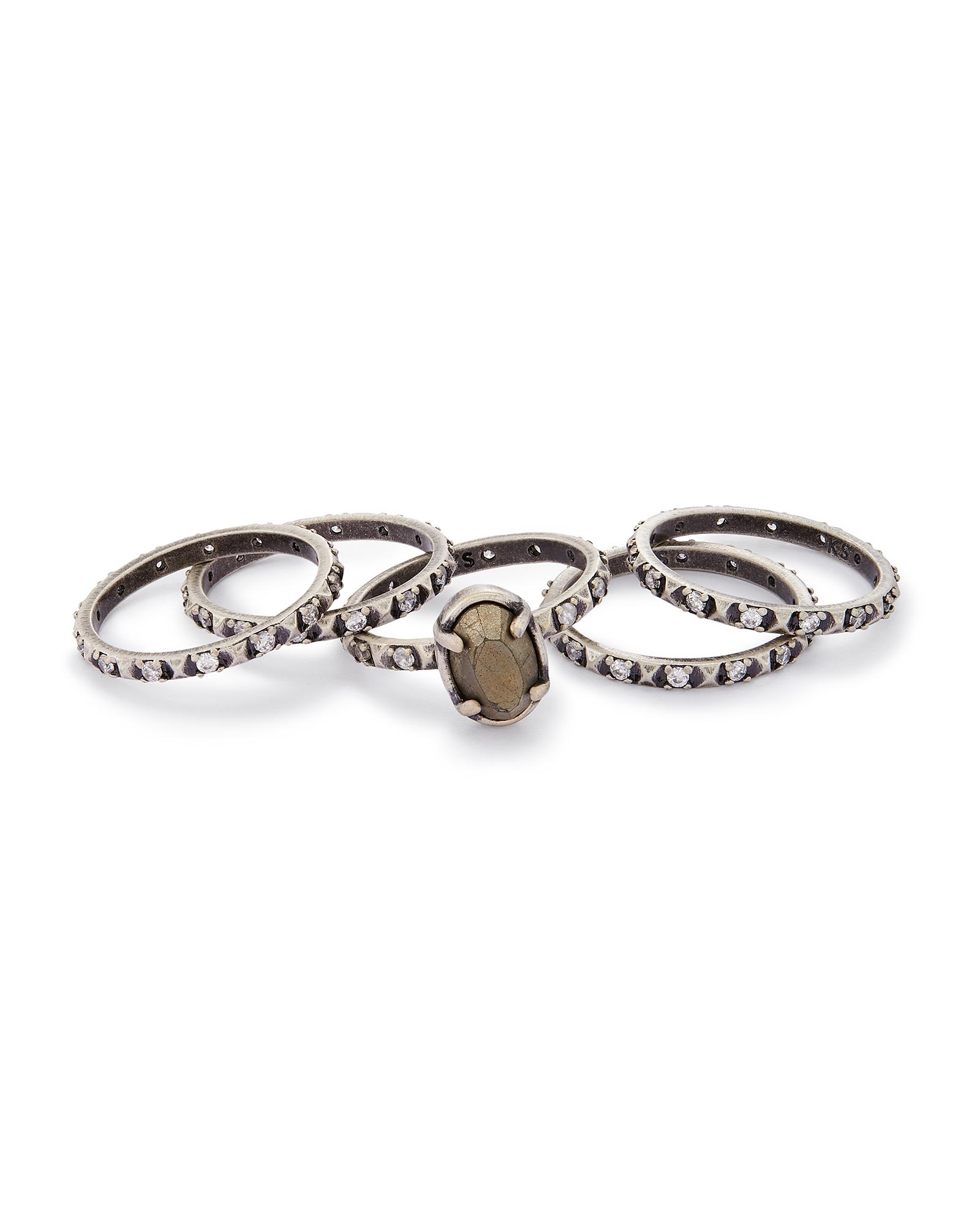 Reya Stackable Ring Set