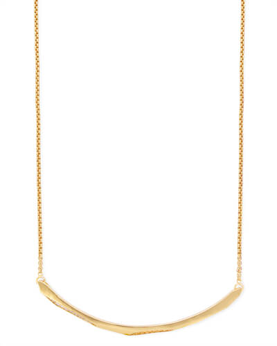 Graham Choker Necklace In Gold