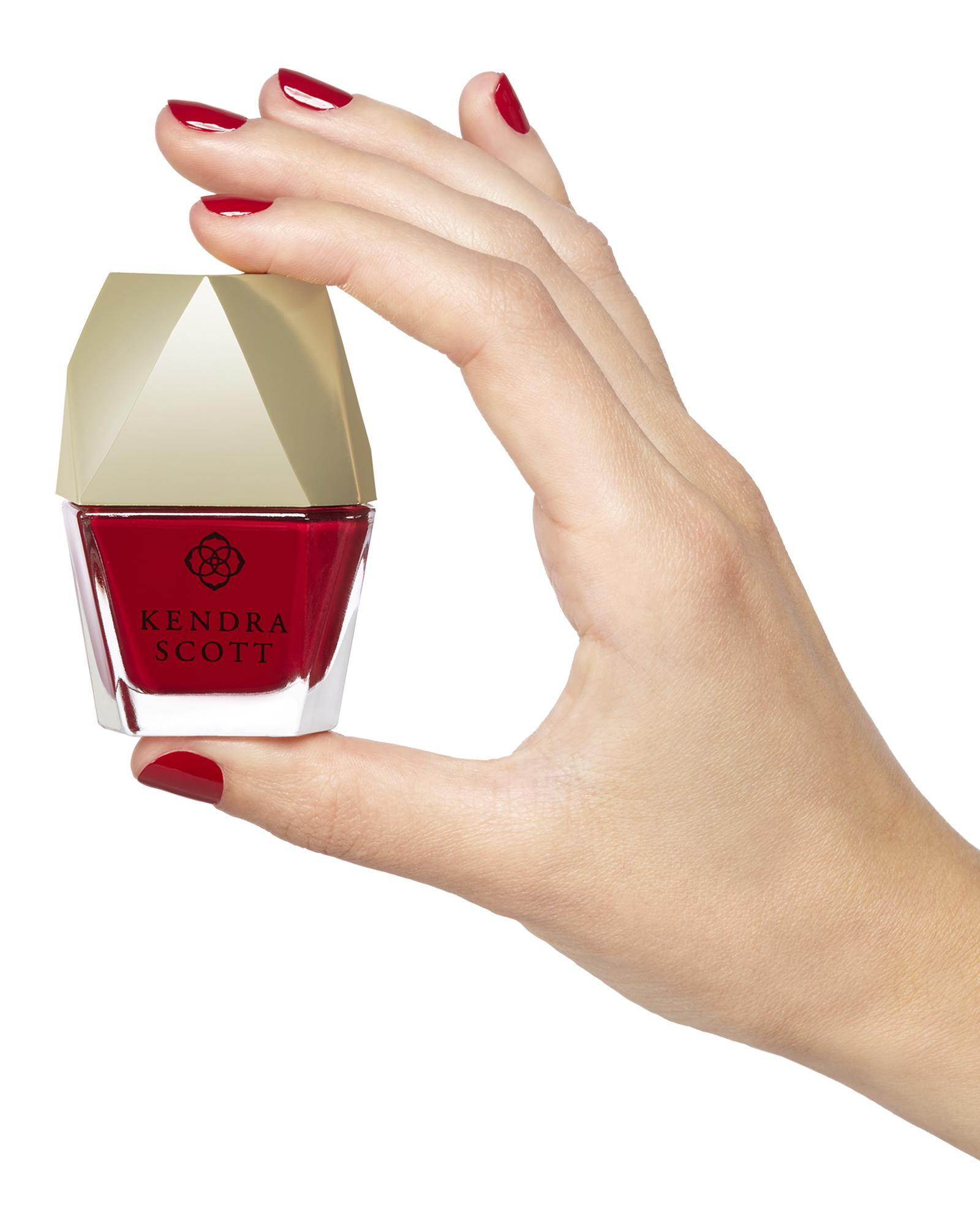 True Red Nail Lacquer