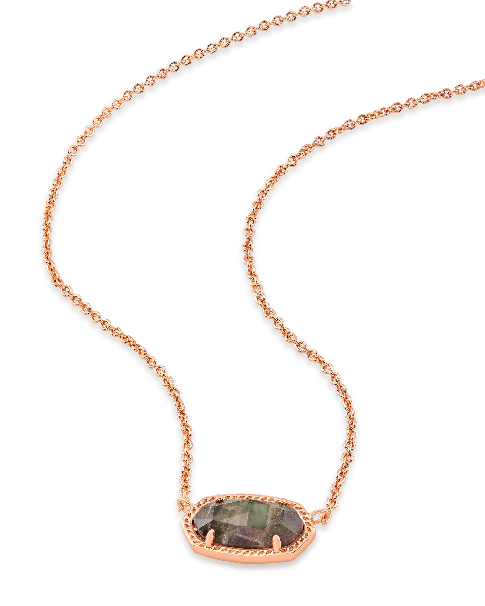 Elisa pendant necklace gold silver rose gold kendra scott quick view aloadofball Image collections