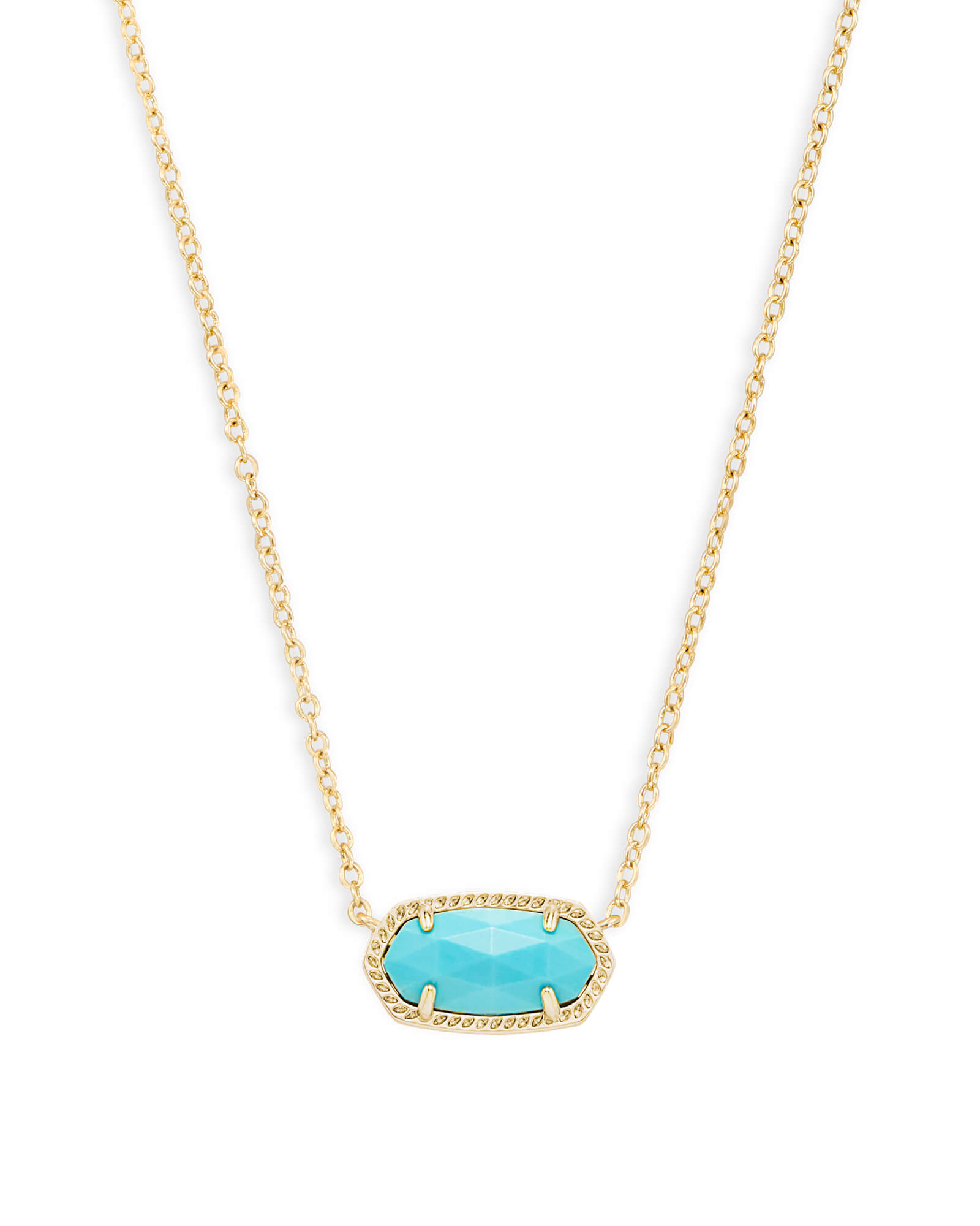 by jewelz bezel luxe necklace angie products turquoise gold rose
