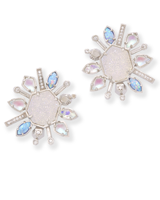 Ophelia Stud Earrings in Tranquil