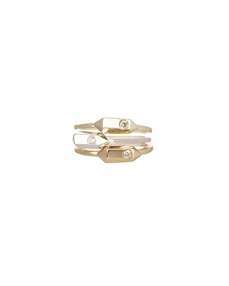 Val Stackable Ring Set