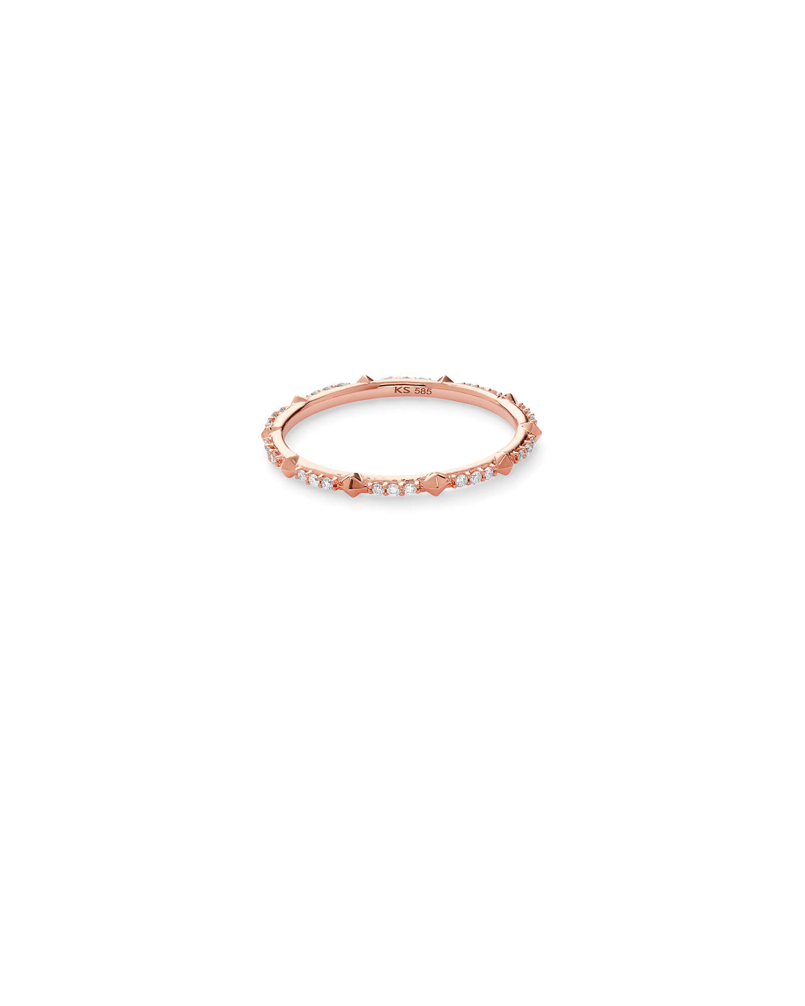 Astrid 14k Rose Gold Ring