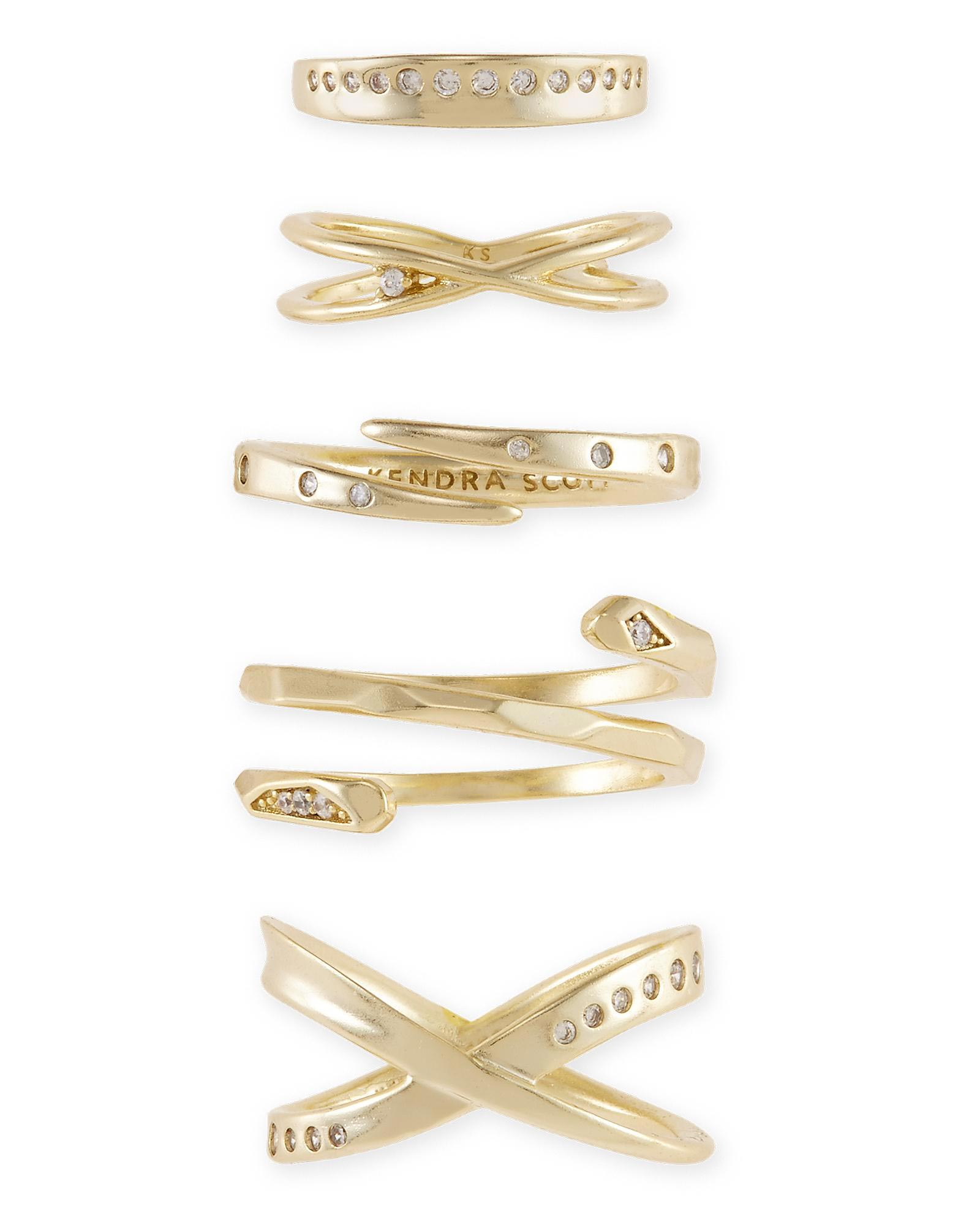 Robyn Stackable Ring Set