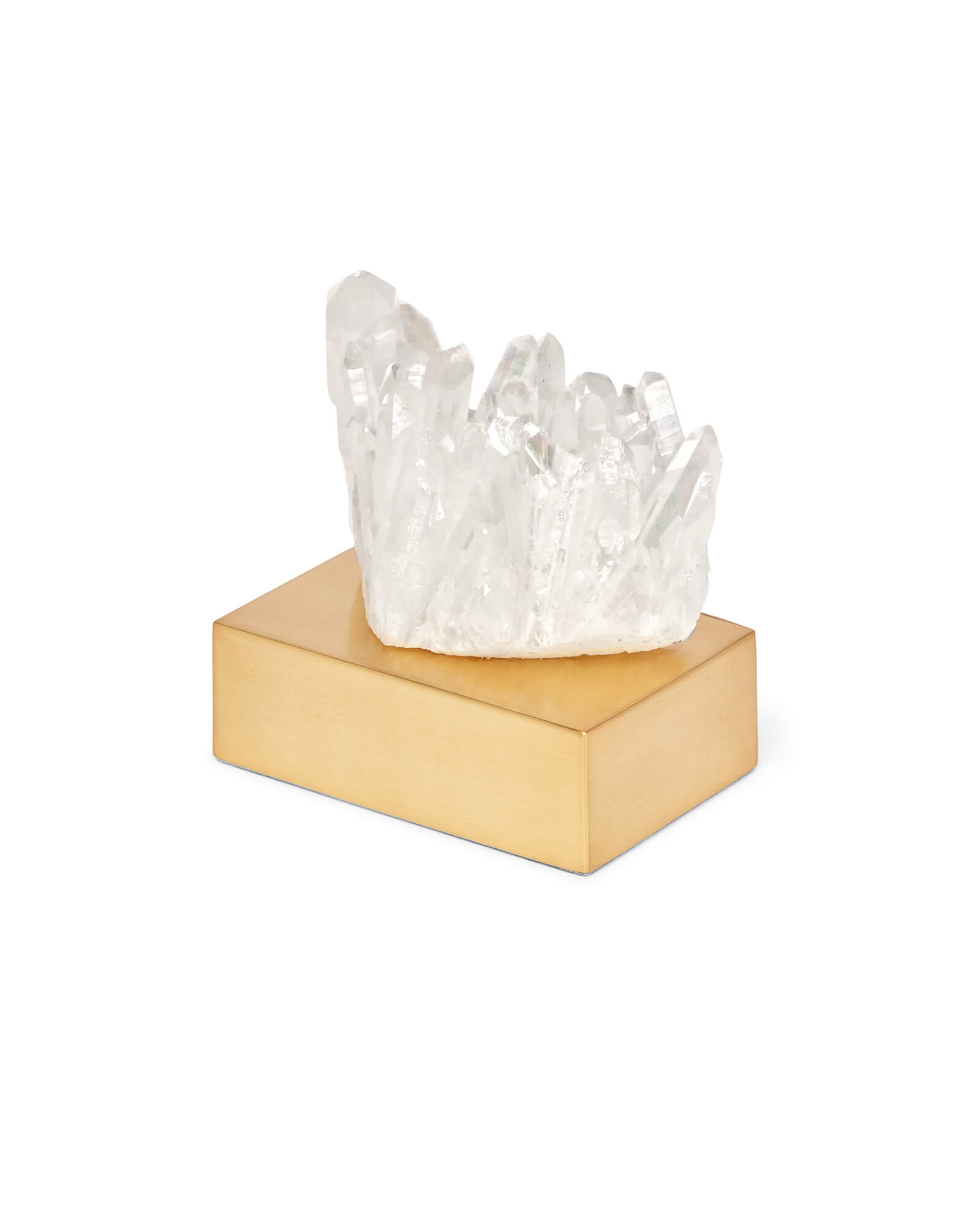 Medium Crystal Point Decorative Object