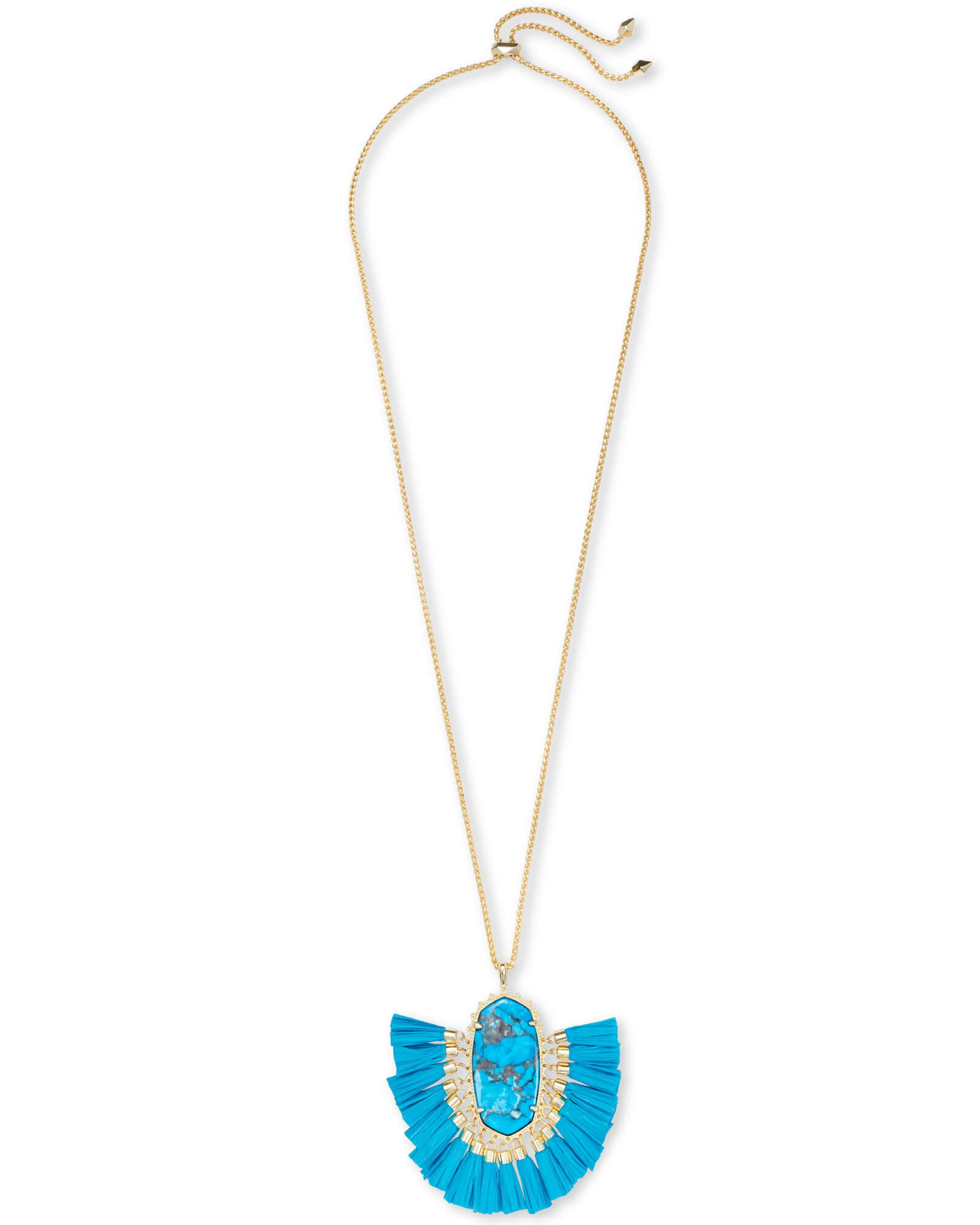 Betsy Long Pendant Necklace