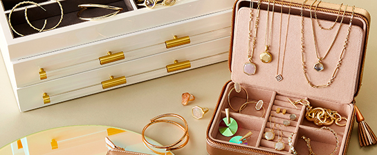 Shop Jewelry Boxes and Organizers