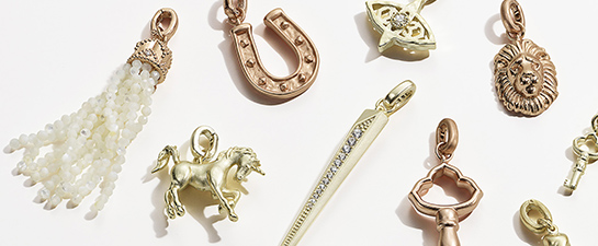 Shop the Charms Collection