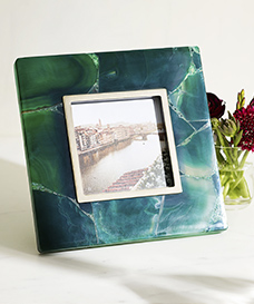 Kendra Scott Home Collection stone picture frame
